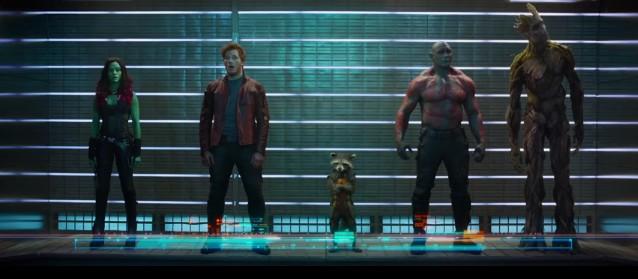 La Marvel e James Gunn sugli scudi: Guardiani della Galassia