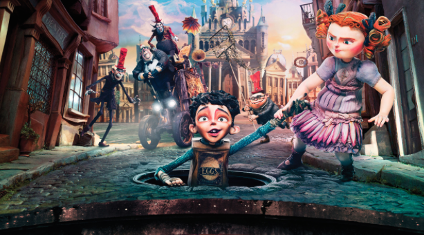 VIEW CONFERENCE 2014. Anche Nelson Lowry presenta The Boxtrolls
