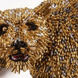 ARTE. L'arte fatta coi bossoli | Federico Uribe e la passione dei proiettili