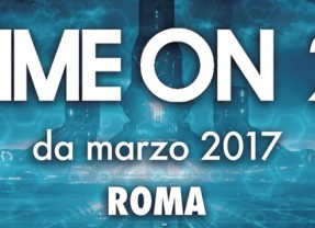 VIDEOGAMES. GAME ON sbarca a Roma.   Dal 3 Marzo.