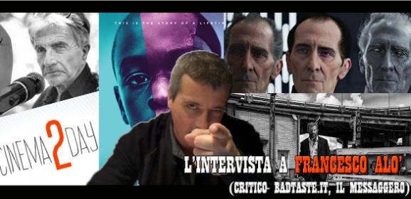 L'INTERVISTA A FRANCESCO ALO' | Nolan, Sorrentino e l'ultimo Malick mi irritano