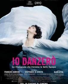 CINEMA. IO DANZERO', il trailer | la leggenda di Loie Fuller