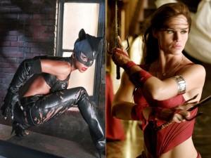 Catwoman e Elektra